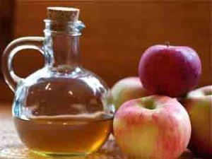 Cara-mengatasi-rambut-rontok-dengan-Cuka-apel