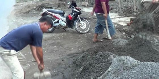 CALEG-GAGAL780x390 pasir 10 truk diminta kembali