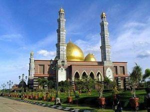 Rahasia Sedekah Terbaik Pembangunan Mesjid Kubah Emas Depok
