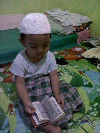 Yusuf Baca Qur'an