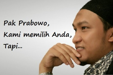 Salim a fillah - Prabowo